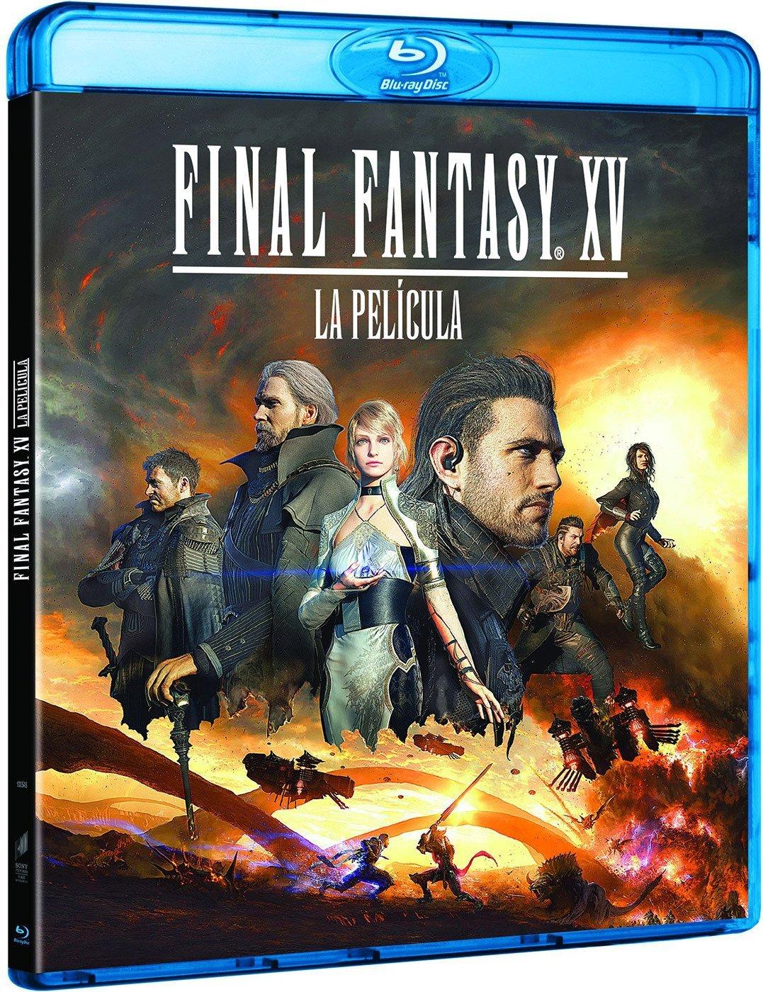 Final Fantasy XV BD