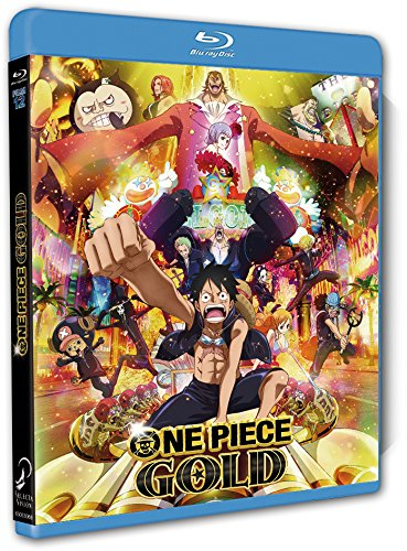 One Piece Gold BD