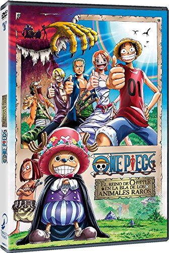 One Piece Película 3 DVD