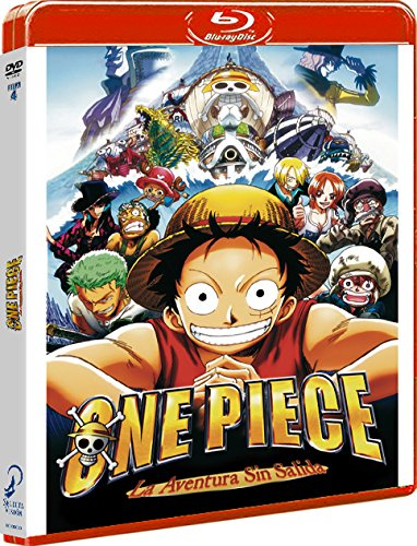 One Piece Película 4 BD