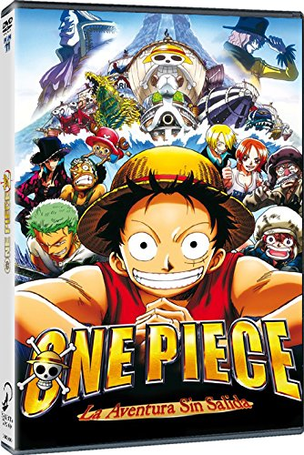 One Piece Película 4 DVD