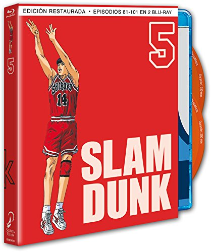Slam Dunk, Box 05