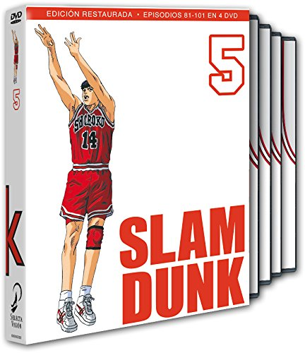 Slam Dunk 5 DVD