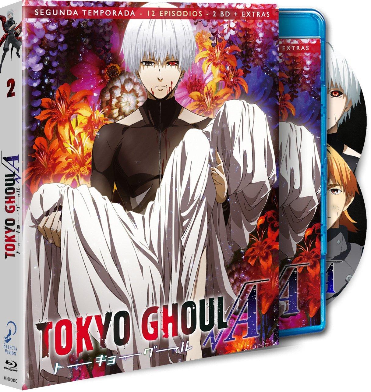 Tokyo Ghoul √A (Edición Económica)