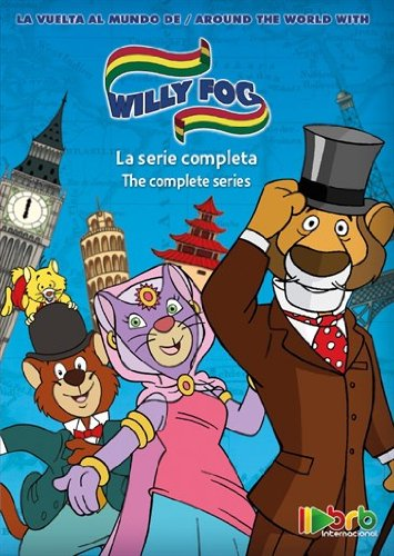Willy Fog Serie Completa DVD