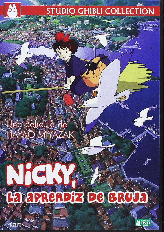 Nicky la Aprendiz de Bruja DVD