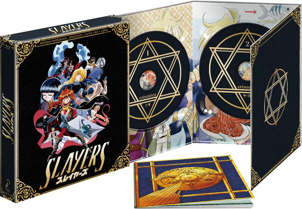 Slayers BD Firs Print
