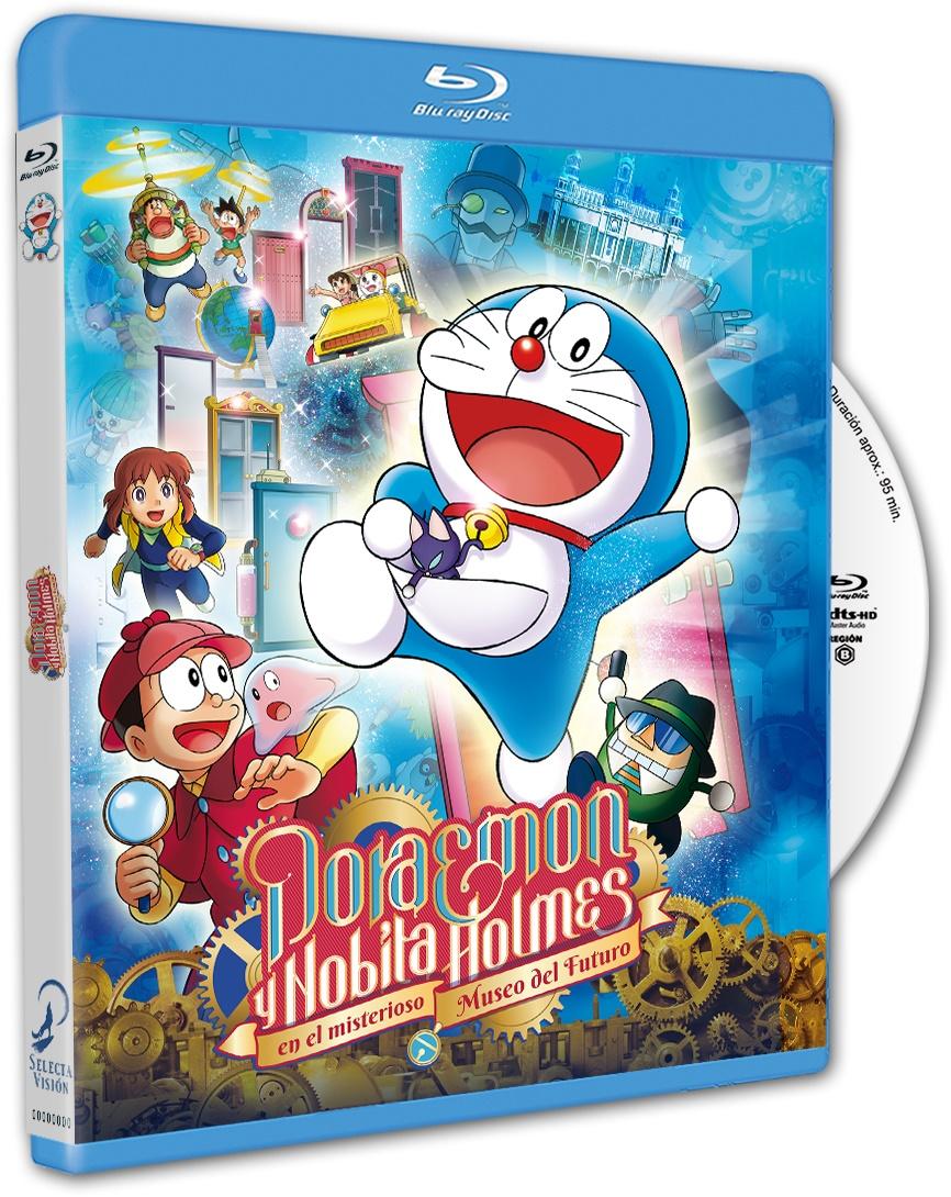 Doraemon y Nobita Holmes BD