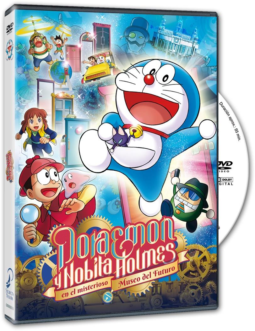 Doraemon y Nobita Holmes DVD