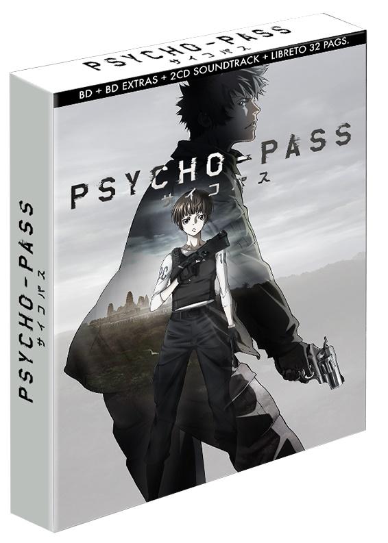 Psycho-Pass: La Película (Edición Coleccionistas)