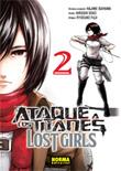 Ataque a los Titanes: Lost Girls