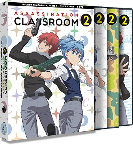 Assassination Classroom, Temporada 2 - Parte 1