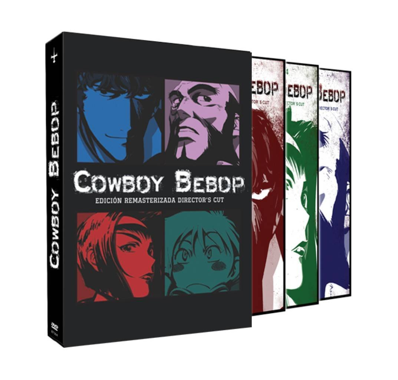 Cowboy Bebop DVD Remasterizado