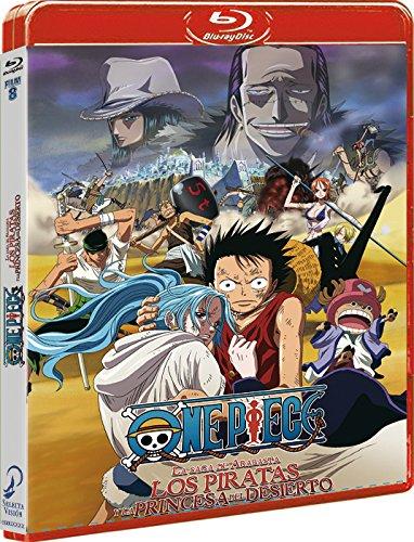 One Piece La Saga de Arabasta Los Piratas y la Princesa del Desierto BD