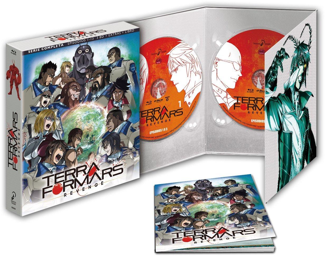 Terra Formars Revenge BD