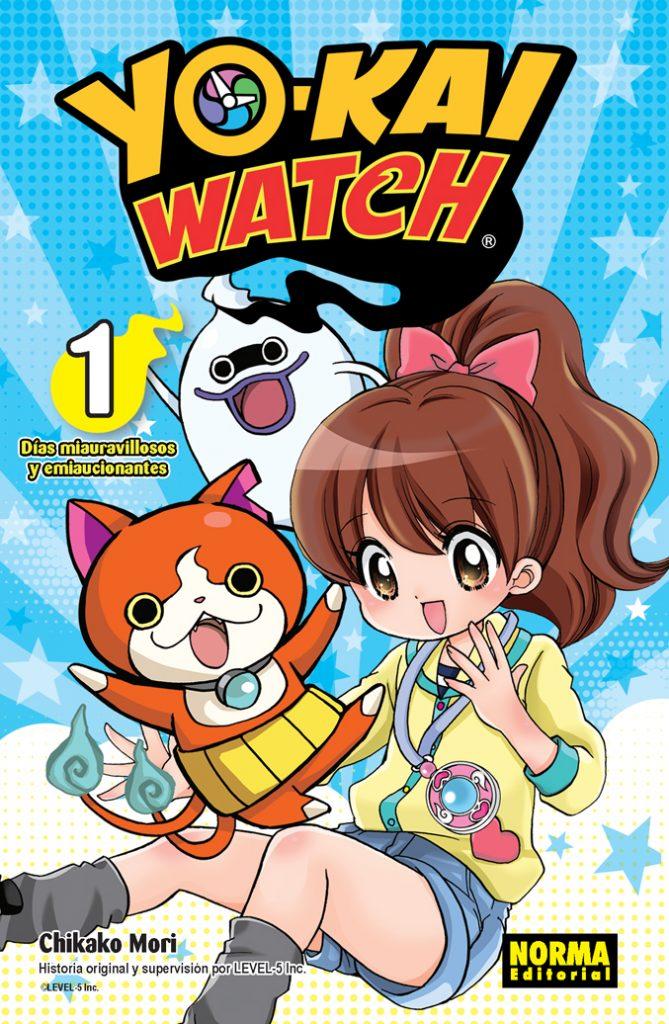 Yokai Watch Katie manga