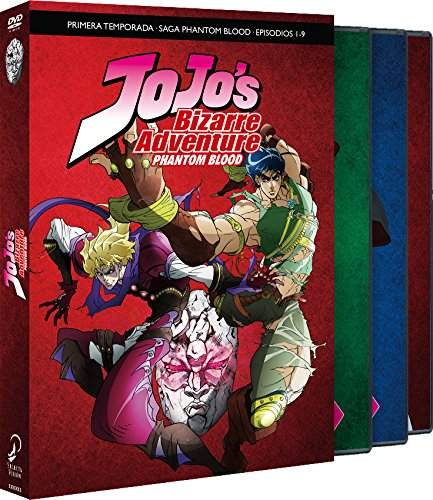 Jojo´s Bizarre Adventure, Temporada 1 - Parte 1: Phantom Blood