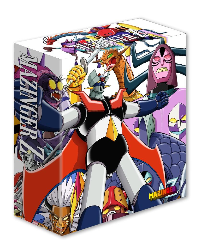 Mazinger Z, Pack 02 - Edición Coleccionistas BD