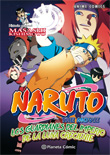 Naruto the Movie - Los Guardianes del Imperio de la Luna Creciente