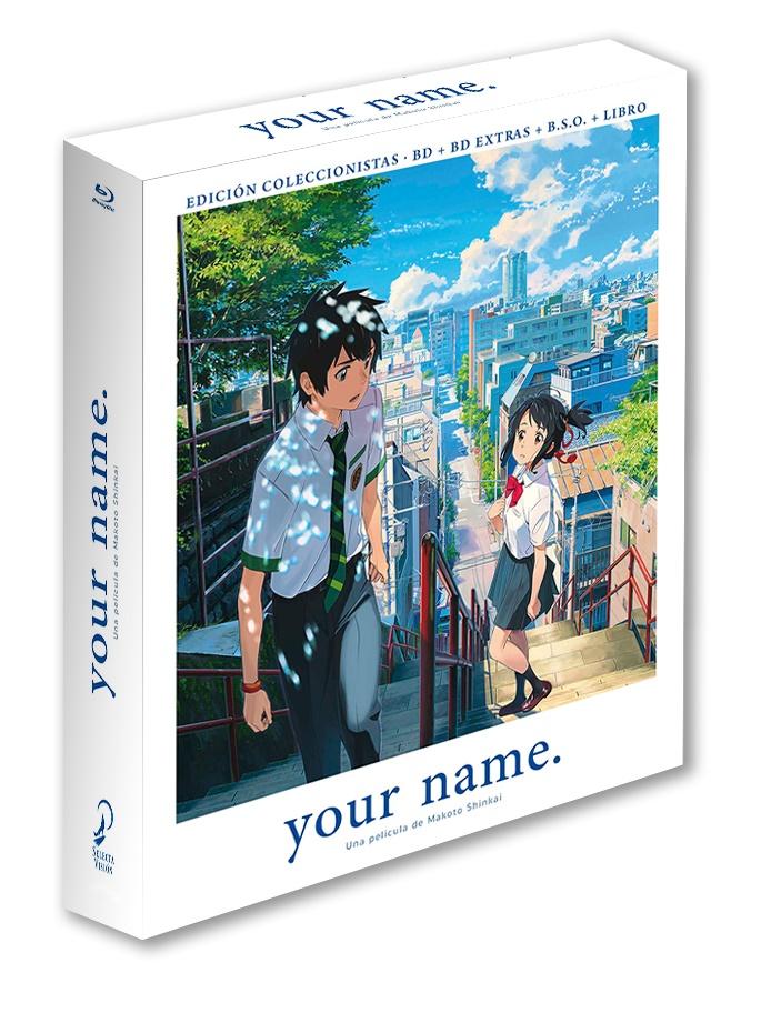 your name. (Edición Coleccionistas) con Pulsera