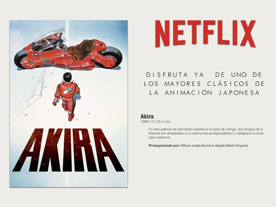 Akira Netflix