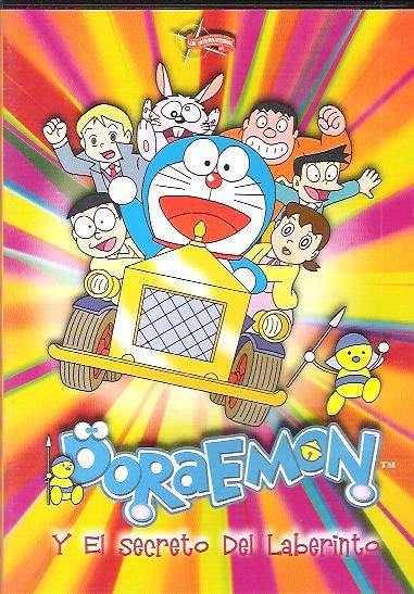 Doraemon y el Secreto del Laberinto