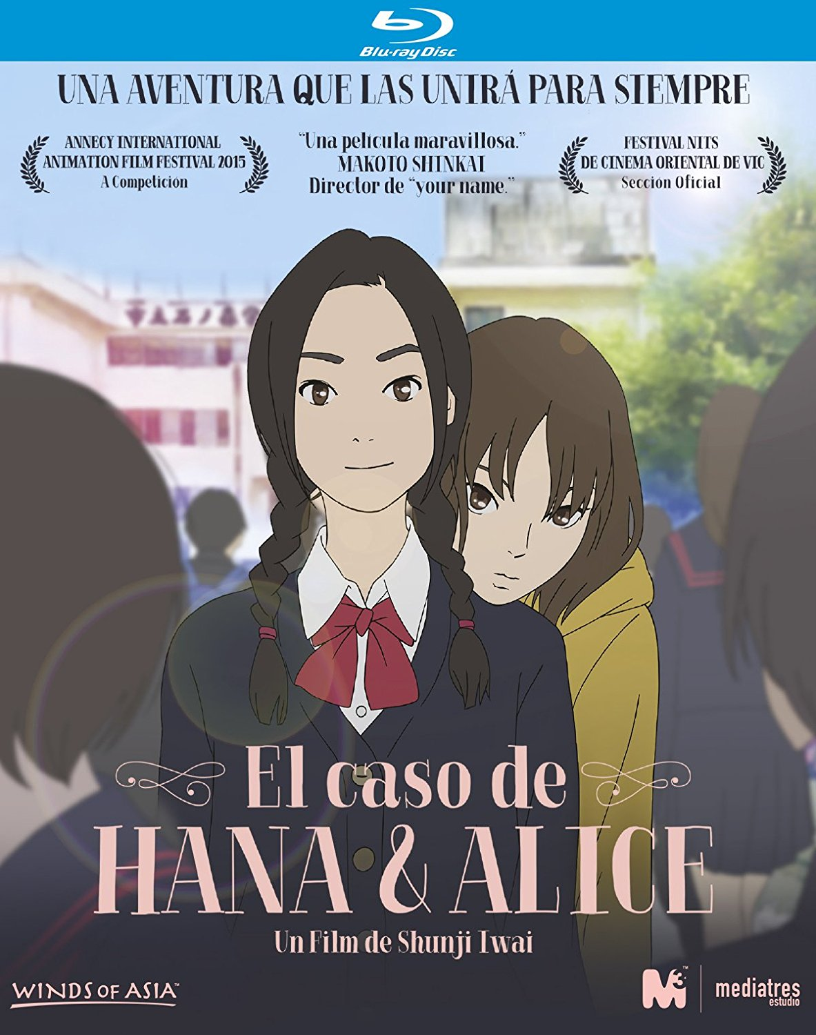 Pack Hana y Alice