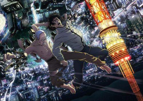 Inuyashiki estreno 1