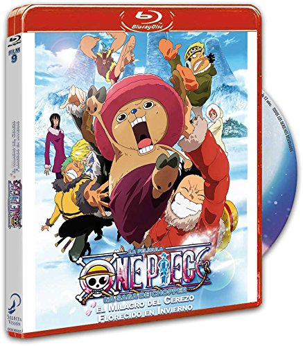 One Piece: Episodio de Chopper - La Flor de Cerezo del Invierno del Milagro