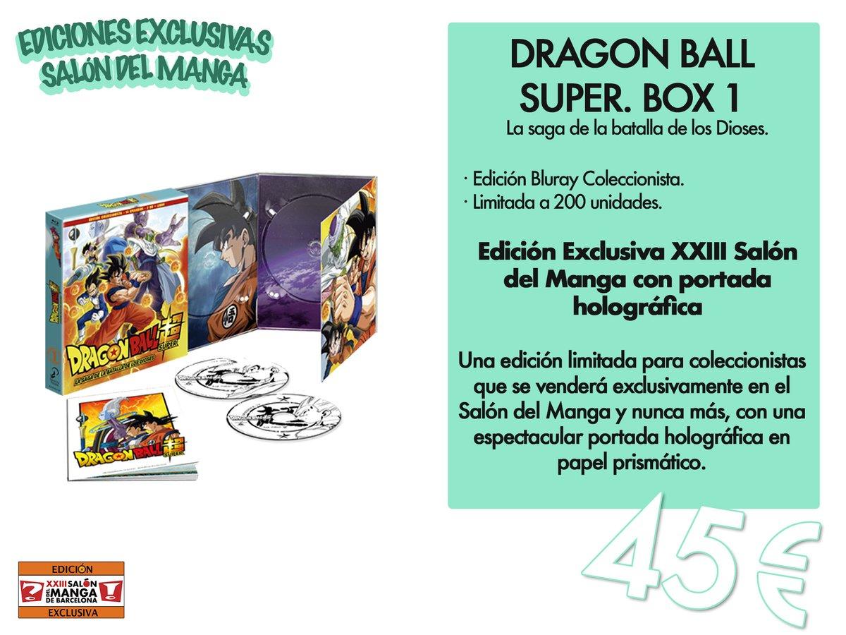 dragon ball super ex salon