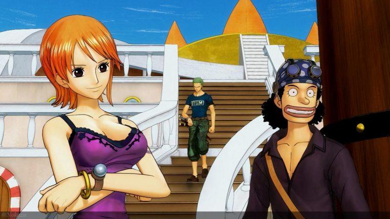 El especial 3D de One Piece llega también en BD y DVD 42126784d1a