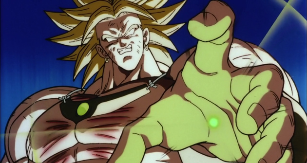 Bardock y Broly en Dragon Ball FighterZ