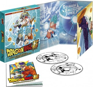 Dragon Ball Super, Box 02 - Saga de la Resurrección de F (First Print Edition)