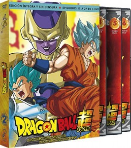 Dragon Ball Super, Box 02 - Saga de la Resurrección de F