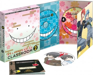 Assassination Classroom, Temporada 2 - Parte 2 (First Print Edition)