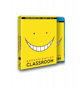 Assassination Classroom, Temporada 1 - Parte 1