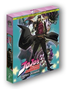 Jojo´s Bizarre Adventure, Temporada 2 - Parte 1: Stardust Crusaders (First Print Edition)