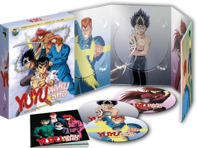 Yu Yu Hakusho, Box 01 (First Print Edition)