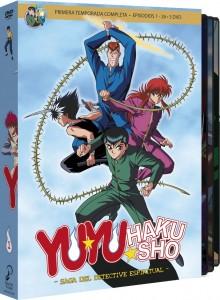 Yu Yu Hakusho, Box 01