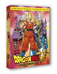 Dragon Ball Super, Box 03