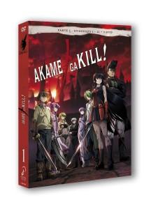 Akame ga Kill!, Box 01