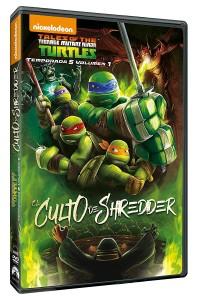 Las Tortugas Ninja 5.1: El Culto De Shreder