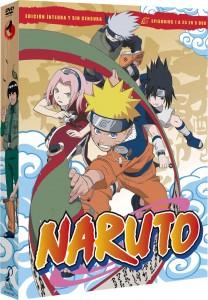 Naruto, Box 01 (Selecta Visión)