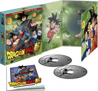 Dragon Ball Super, Box 04 (Edición Coleccionistas)
