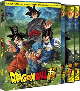 Dragon Ball Super, Box 04