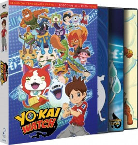 Yo-kai Watch, Temporada 2 - Parte 1