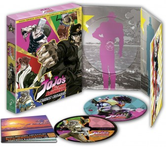 Jojo´s Bizarre Adventure, Temporada 2 - Parte 2: Stardust Crusaders (First Print Edition)