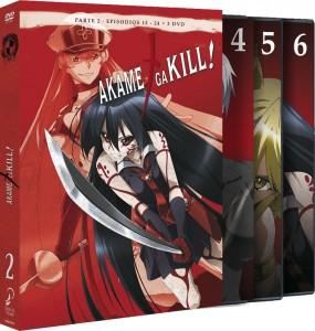 Akame ga Kill!, Box 02