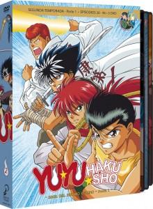 Yu Yu Hakusho, Box 02