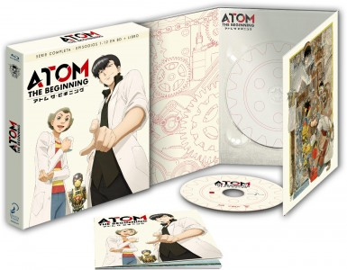 Atom The Beginning (Ed. Coleccionistas)
